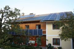 PV-Anlage in Zell am Moos