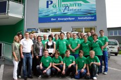 Team Pöllmann Partner 2012